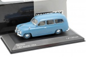 1:43 SKODA 1201 Station Wagon 1954 Blue - WB283