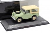 1:43 LAND ROVER 88 Series II 4x4 1961 Light Green / Beige - WB286