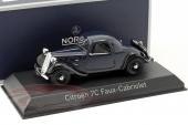 1:43 CITROEN Traction 7C Faux Cabriolet 1937 Dark Blue - 153029