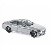 1:18 MERCEDES-BENZ CLS coupe (C257) 2018 Silver - 183489