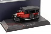 1:43 CITROEN Type A 1919 Red - 151509