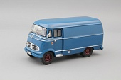 1:43 MERCEDES-BENZ L319, dark blue - PC005