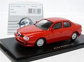 1:43 ALFA ROMEO 156, red - 4668