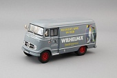 1:43 MERCEDES-BENZ L319 Wilhelma, grey - PC003