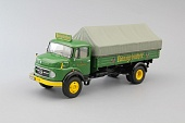 1:43 MERCEDES-BENZ L911 Konigsbacher, green / grey - 12055