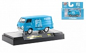 1:64 DODGE A100 Panel Van (1964), blue - 20-122