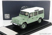 1:43 LAND ROVER DEFENDER 110 HERITAGE EDITION - 2015 - GREEN - ALM410307