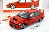 1:18 Mitsubishi Lancer Evolution 9 (red) - AC11113