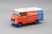 1:43 MERCEDES-BENZ L319D Tesa, orange / white / blue - 351146