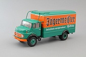 1:43 MERCEDES-BENZ L911 Jagermeister , green / orange - 12004
