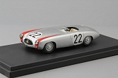 1:43 MERCEDES-BENZ 300 SL #22, silver / red - Pk003