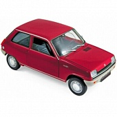 1:18 RENAULT 5 1972 Red - 185152