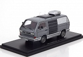 1:43 VOLKSWAGEN T3 Traveller Jet, gray met., Germany,1979 - 60015